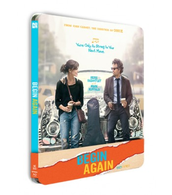 BEGIN AGAIN STEELBOOK 1/4-SLIP B (NE #3)