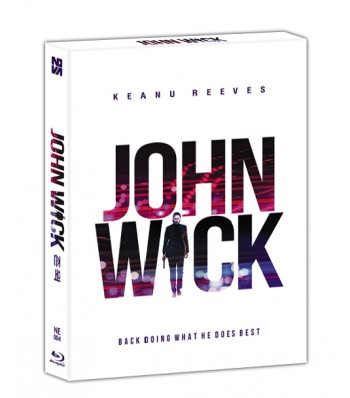 JOHN WICK SB FULL SLIP 1,800 NUMBERED LIMITED(NE #4)