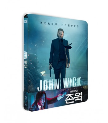 JOHN WICK SB 1/4 SLIP NOT NUMBERED 400 COPIES LIMITED (NE #4)
