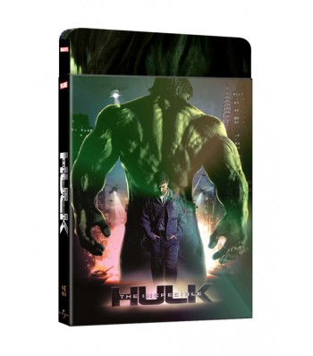 THE INCREDIBLE HULK STEELBOOK LENTICULAR 1,400 COPIES (NE #9)