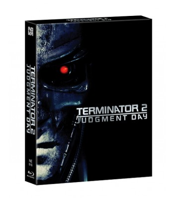 TERMINATOR 2: JUDGMENT DAY STEELBOOK FULL-SLEEVE,LIMITED 900 COPIES (NE#10)