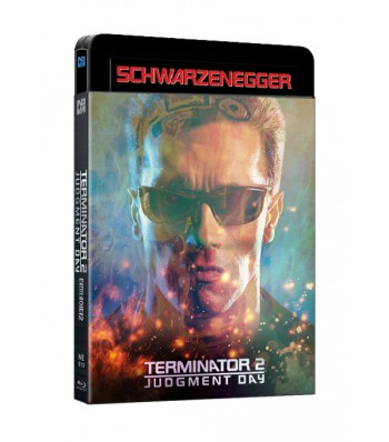 TERMINATOR 2: JUDGMENT DAY LENTICULAR,LIMITED 1,800 COPIES (NE#10)