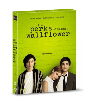 BLU-RAY / NA#8 THE PERKS OF BEING A WALLFLOWER