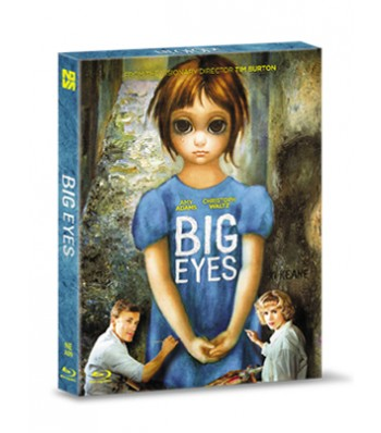 BLU-RAY / NA#9 BIG EYES