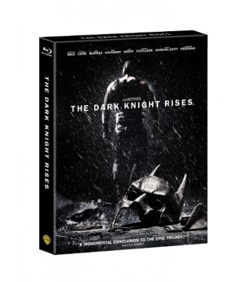 THE DARK KNIGHT RISES STEELBOOK FULL SLIP-A NC#3