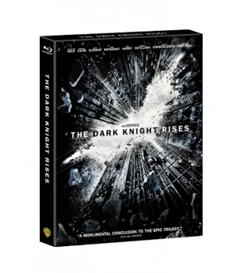 THE DARK KNIGHT RISES STEELBOOK FULL SLIP-B NC#3