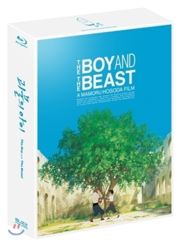 BLU-RAY / THE BOY AND THE BEAST DIGIPACK LE (2DISC + GUIDE BOOK + BOOKLET + NOVEL)