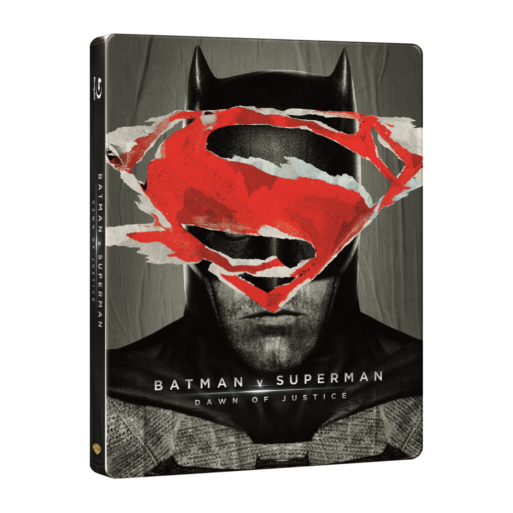 BLU-RAY / Batman v Superman : Dawn of Justice STEELBOOK LE(2D+UE)