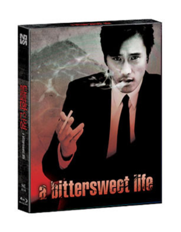 BLU-RAY / NA#14 A BITTERSWEET LIFE_LENTICULAR FULL SLIP LIMITED EDITION(800 NUMBERED)