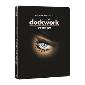 BLU-RAY / A CLOCKWORK ORANGE STEELBOK LE
