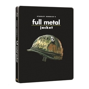 BLU-RAY / FULL METAL JACKET STEELBOOK LE