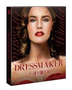 BLU-RAY / THE DRESSMAKER 500 NUMBERED LE (34P BOOKLET + POST CARDS 5EA + CHARACTER CARD 5EA)