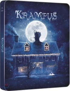 BLU-RAY / KRAMPUS STEELBOOK LE