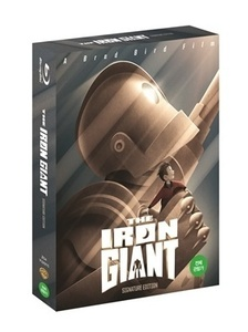 BLU-RAY / IRON GIANT UCE(OUTCASE + 36 BOOKLET LE)