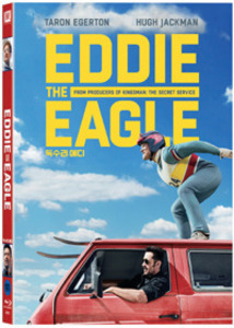 BLU-RAY / EDDIE THE EAGLE (SLIP CASE LE)