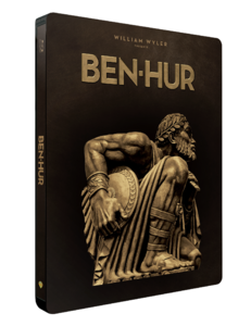 BLU-RAY / BEN-HUR STEELBOOK LE (2DISC)