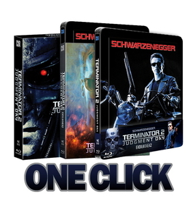 TERMINATOR 2: JUDGMENT DAY STEELBOOK ONE-CLICK(NE#10)