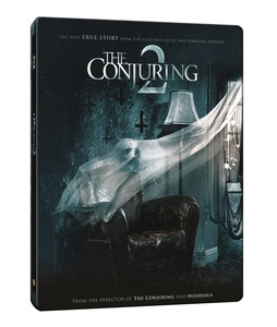 BLU-RAY / THE CONJURING 2 STEELBOOK