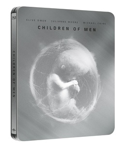 BLU-RAY / CHILDREN OF MEN STEELBOOK LE