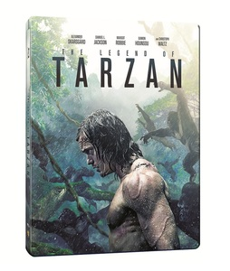 BLU-RAY / THE LEGEND OF TARZAN STEELBOOK (2D+3D) LE