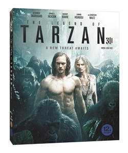 BLU-RAY / THE LEGEND OF TARZAN(2D+ 3D)