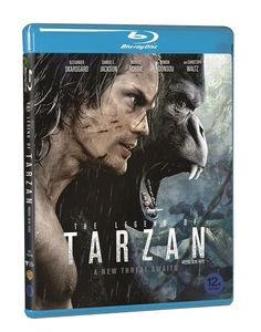 BLU-RAY / THE LEGEND OF TARZAN