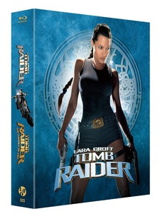 BLU-RAY / LARA CROFT : TOMB RAIDER I,II BOX (PLAIN EDITION)