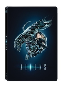 BLU-RAY / ALIENS 30th ANNIVERSARY STEELBOOK LE (THEATRICAL +  SPECIAL EDITION)