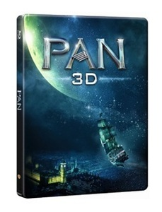 BLU-RAY / PAN STEELBOOK LE (2D + 3D)