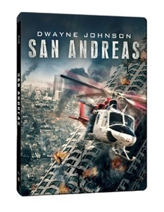 BLU-RAY / SAN ANDREAS STEELBOOK LE (2D + 3D)
