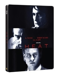 BLU-RAY / HEAT STEELBOOK LE
