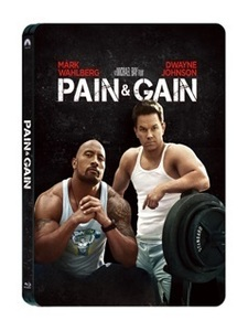BLU-RAY / PAIN AND GAIN STEELBOOK LE