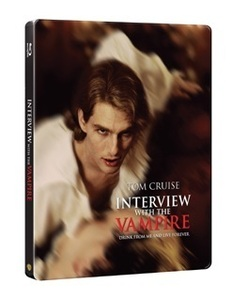 BLU-RAY / INTERVIEW WITH THE VAMPIRE STEELBOOK LE