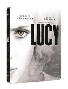 BLU-RAY / LUCY STEELBOOK LE