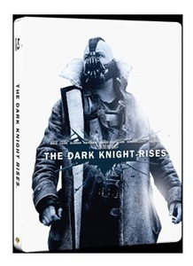 BLU-RAY / THE DARK NIGHT RISE STEELBOOK LE (2 DISC)