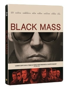 BLU-RAY / BLACK MASS STEELBOOK LE