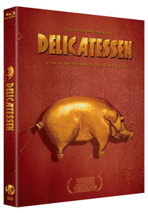 BLU-RAY / DELICATESSEN (PLAIN EDITION)