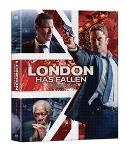 BLU-RAY / LONDON HAS FALLEN FULL SLIP LE (400 NUMBERED)