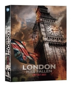 BLU-RAY / LONDON HAS FALLEN LENTICULAR FULL SLIP LE (600 NUMBERED)