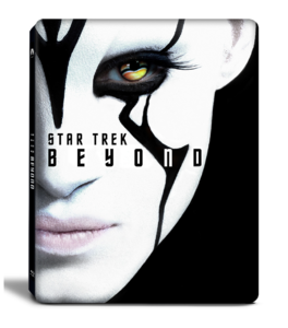 BLU-RAY / STAR TREK BEYOND 2D+3D JAYLAH STEELBOOK LE