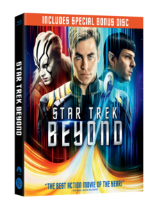 BLU-RAY / STAR TREK BEYOND SE BD LE (2 DISC)