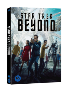 BLU-RAY / STAR TREK BEYOND 2D+3D LE