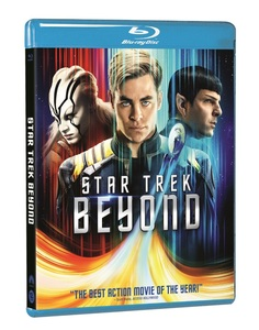 BLU-RAY / STAR TREK BEYOND