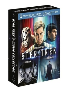 BLU-RAY / STAR TREK 3 MOVIE COLLECTION LE (3 DISC)