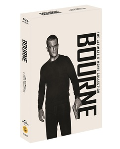 BLU-RAY / BOURNE 5 MOVIE COLLECTION LE (5 DISC + OUT BOX)