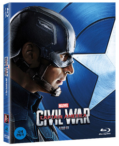 BLU-RAY / CAPTAIN AMERICA : CIVIL WAR (2D)