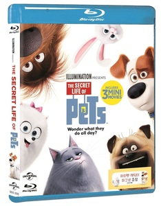 BLU-RAY / THE SECRET LIFE OF PETS