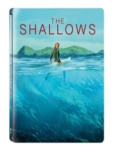 BLU-RAY / THE SHALLOWS STEELBOOK LE