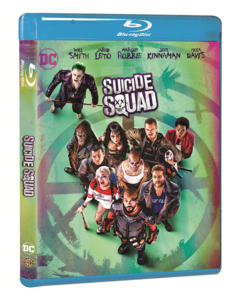 BLU-RAY / SUICIDE SQUAD