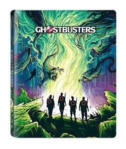BLU-RAY / GHOSTBUSTERS POP ART STEELBOOK LE(3 DISC)